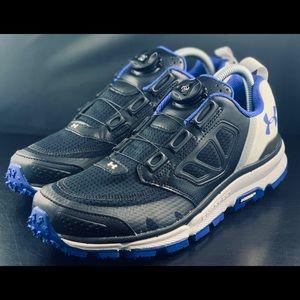 NEW Under Armour Verge Amphibian BOA Hiking Shoes